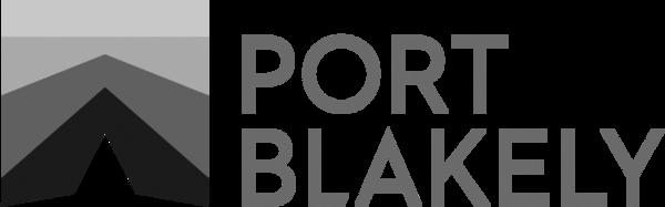 Port Blakely company logo