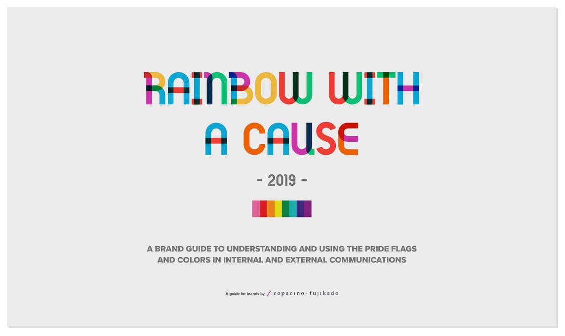 Image from Copacino Fujikado Pride Guide title page