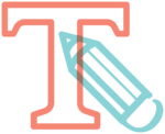 Illustrate icon representing brand identity