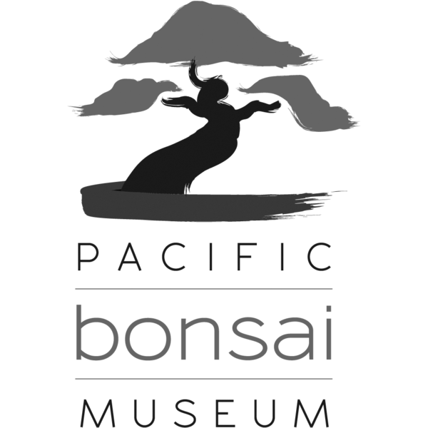 Logo for Pacific Bonsai Museum