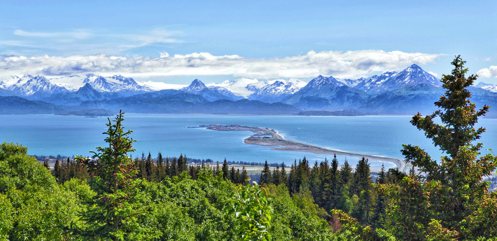 top places to stay in alaska