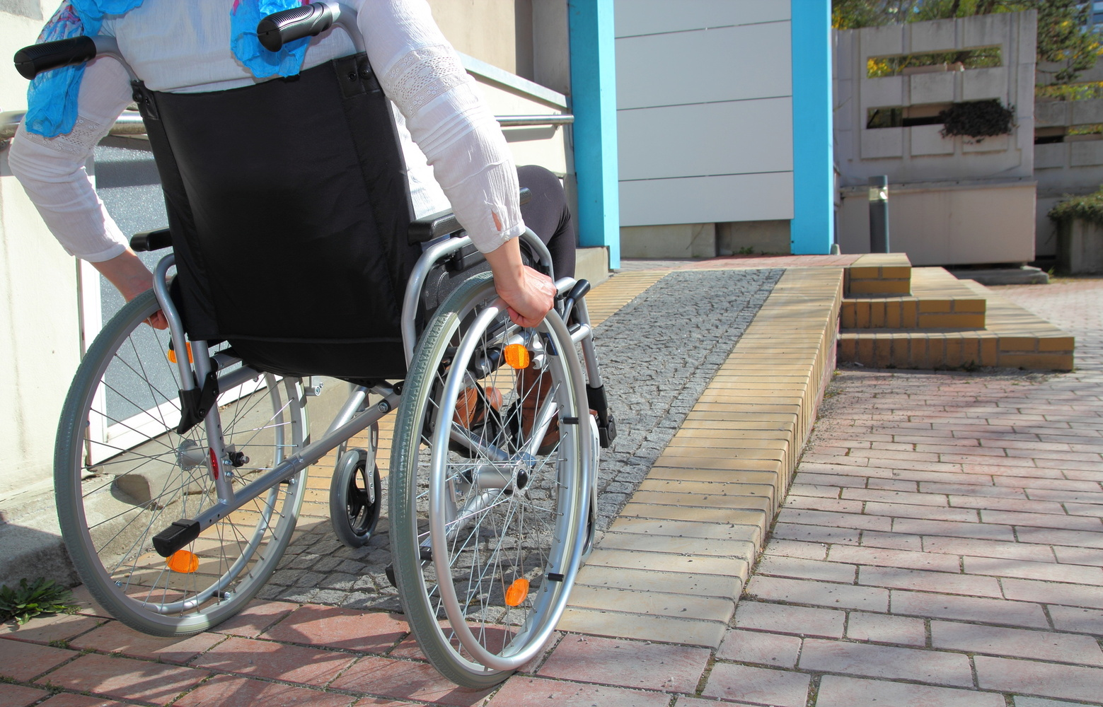 Wheelchair Accessibility buildings and homes in Seattle, WA
