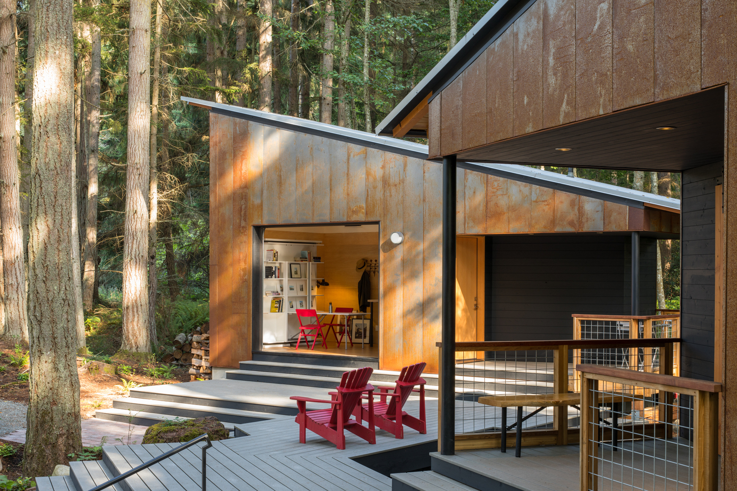 Whidbey Island Residence, DVG Architect