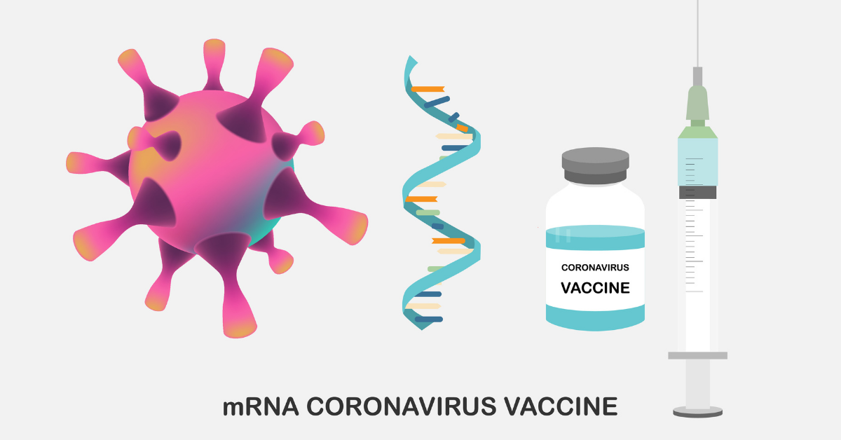 Coronavirus Vaccine in Lyme Disease Image by Marty Ross MD