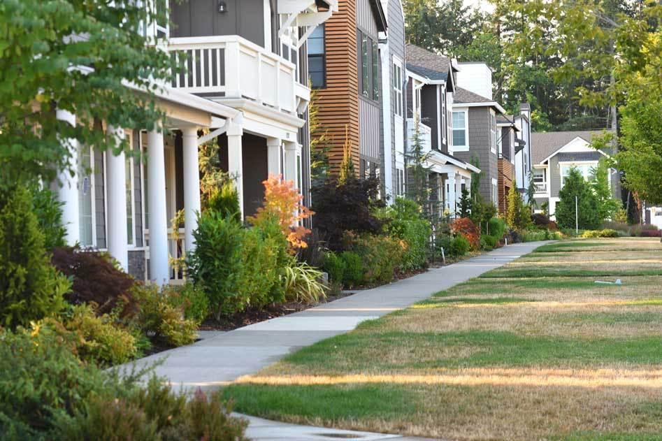 Neighborhood Houses in Issaquah WA