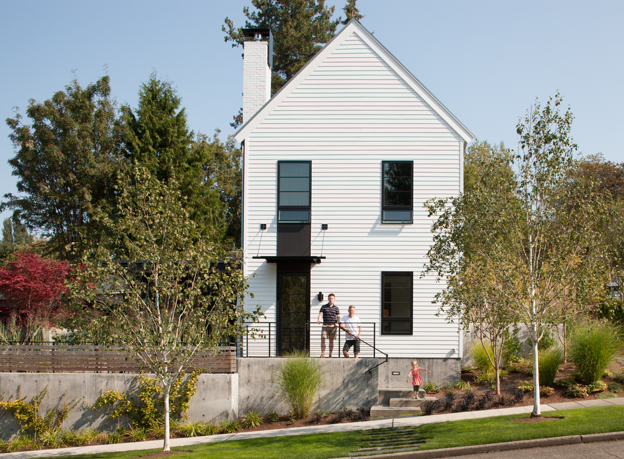 TODD HOUSE, SkB Architects
