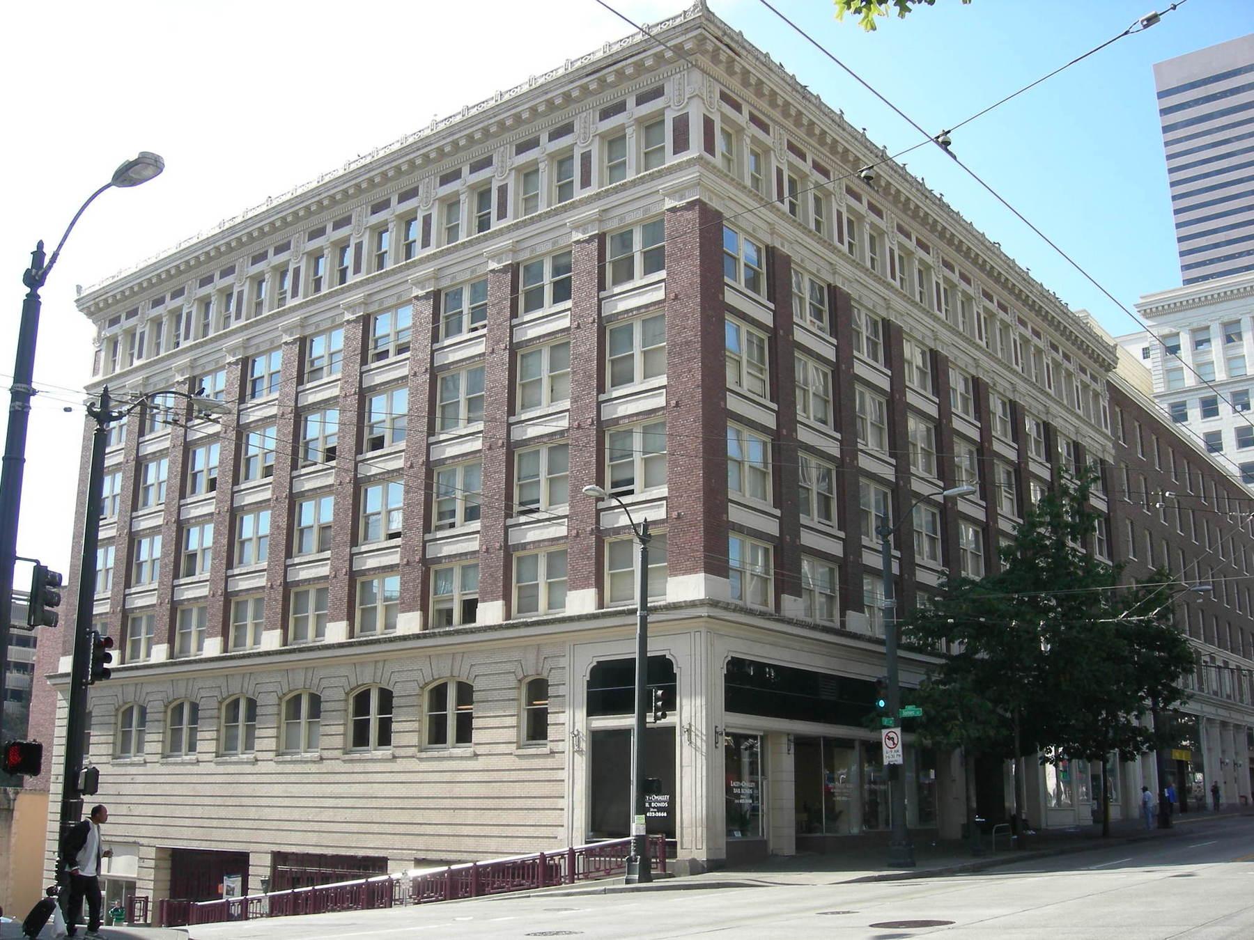 Lyon Bldg. Downtown Seattle