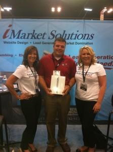 iMarket Solutions iPad Winner