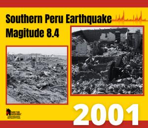Southern Peru Earthquake Mag 8.4 2001 Retrofit Seismic Earthquake Seatle
