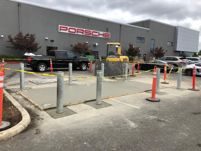 Porsche EV Battery Storage