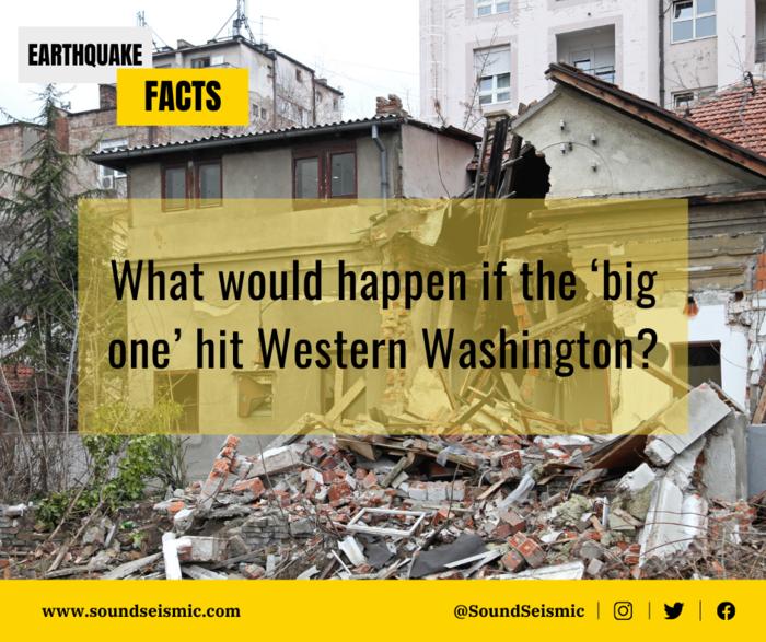 Earthquake Seattle Washington The Big One