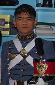 Albert Joseph Comia Cruz