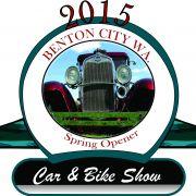 Benton City Spring Opener Car and Bike Show