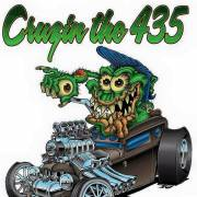 Cruizin the 435 July 2016 Cruise Night