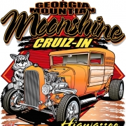 Georgia Mountain Moonshine Cruizin