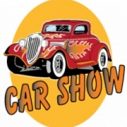 Strawberry Festival Open car show