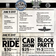 Car Show to benefit Mascot Miracles Foundation