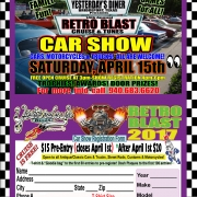 14th Annual Retro Blast