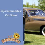 SOJO Summerfest Car Show