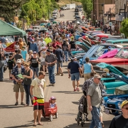 9th Annual Car Show in Pagosa