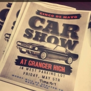 Granger High School Cinco De Mayo Car Show and Carnival