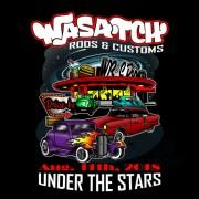 2018 Under the Stars Car Show 2