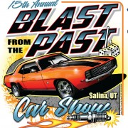 15th Annual Blast from the Past Car Show