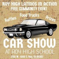 Roy High Lations In Action Car show