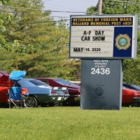Armed Forces Day Car Show 2