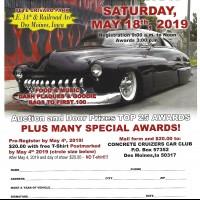 Concrete  Cruizers Charity Car Show