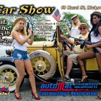 AutoMat Customizing & Restoration's 63rd Anniversary Car Show