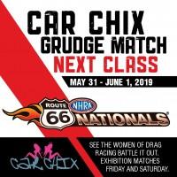 Car Chix Grudge Match at NHRA Nationals