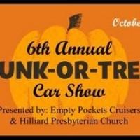 Trunk or Treat Car Show 2
