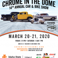 Chrome In The Dome 2020