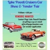 Lake Powell Cruisers 2020 Car Show 2