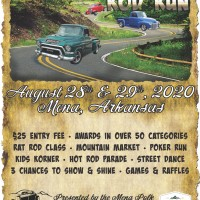 45th Annual Queen Wilhelmina Rod Run