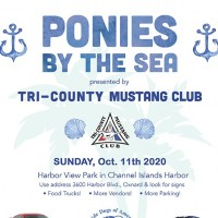 Ponies By The Sea Car Show 2020