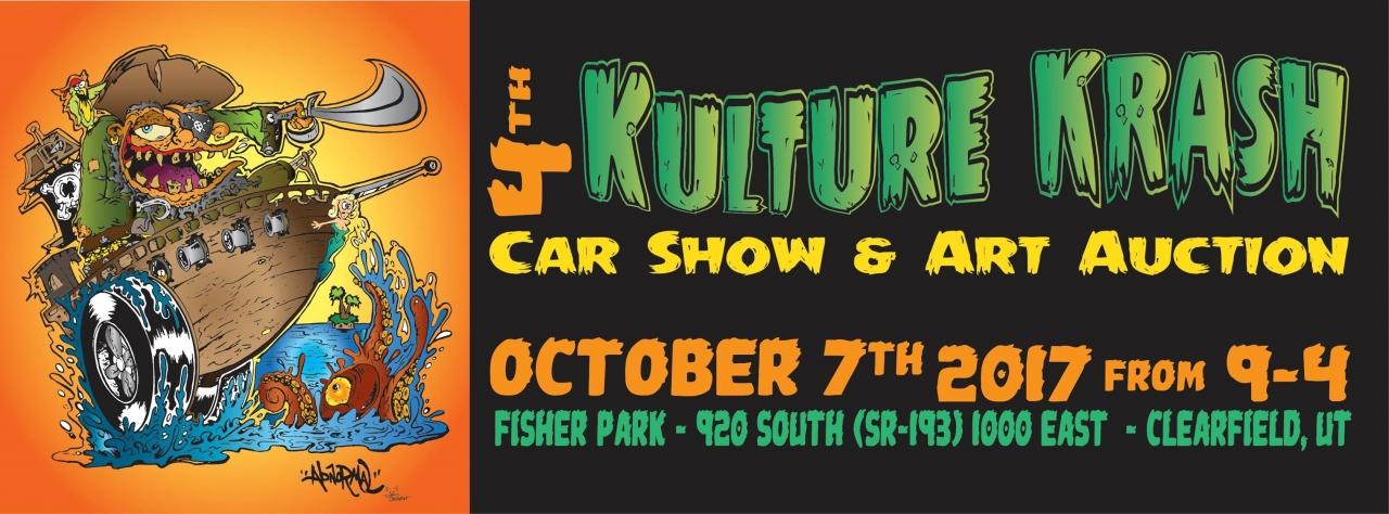 Kulture Krash 4 Car Show