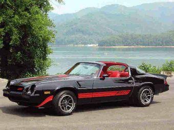 1981 Camaro