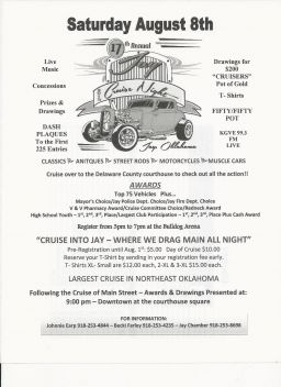 Annual Jay Cruise Night  - jaycruisenight.jpg - Hot Rod Time scan0001_thumbnail