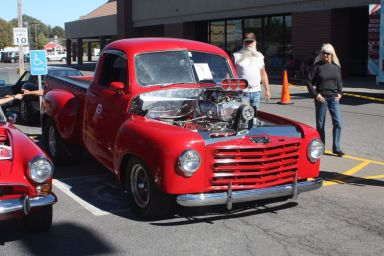 Jolly - Albums - Willie Unity Car Show ~ the Trucks - Hot Rod Time studebaker-02_thumbnail