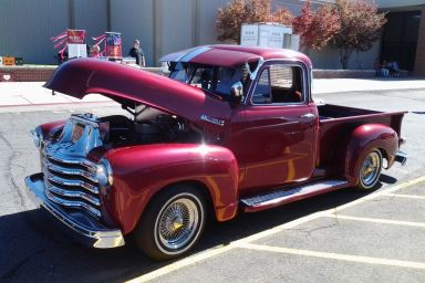 Jolly - Albums - Willie Unity Car Show ~ the Trucks - Hot Rod Time y409v-01_thumbnail