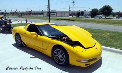 Corvette Connoisseurs Corvette S Certifit Car Show Hot Rod Time