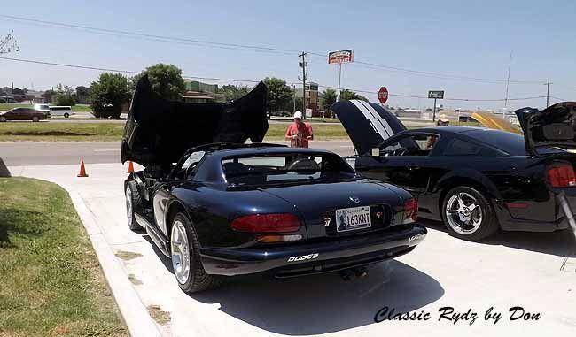 Mopar Maniacs Mopars Certifit Car Show Hot Rod Time