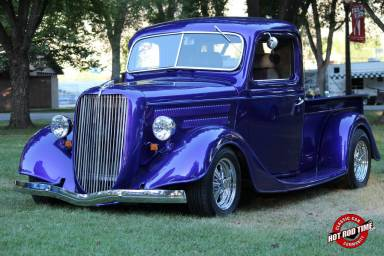 SteveFern - Albums - 2016 Cache Valley Cruise-In - Next years giveaway - Hot Rod Time cvca-2017-giveaway-truck-002_thumbnail