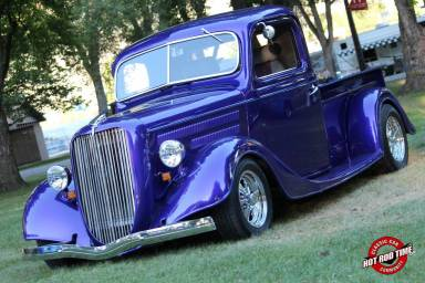 SteveFern - Albums - 2016 Cache Valley Cruise-In - Next years giveaway - Hot Rod Time cvca-2017-giveaway-truck-004_thumbnail