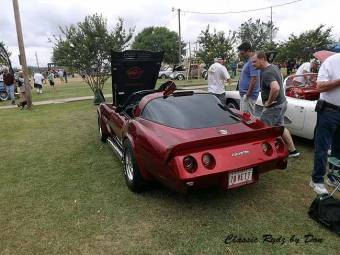The Village Car Show   82016-030