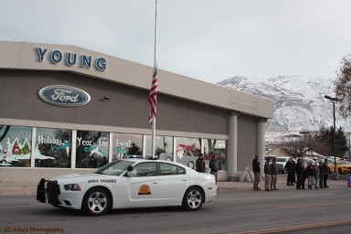 Jolly - Utah Highway Patrol Trooper Eric Ellsworth's Funeral Procession 1 2016-12-01 - Hot Rod Time ericellsworth-116_thumbnail