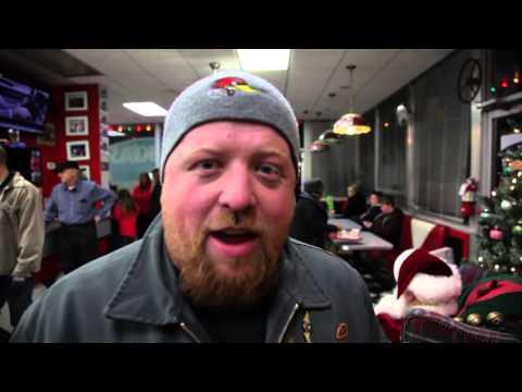 Burger Stop Christmas Hay Rides