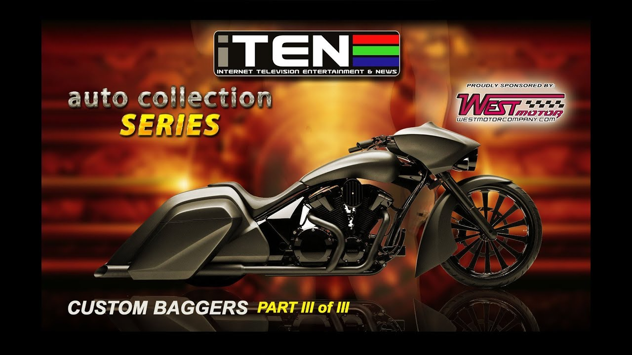 Custom Baggers part III - Auto Collection Series